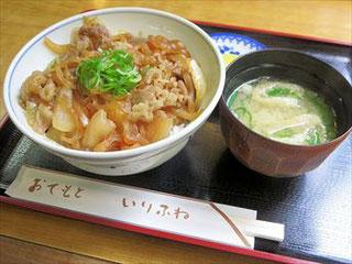 牛丼(2016/06/04)