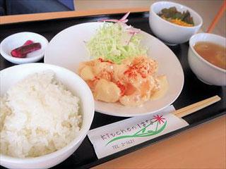 日替定食(2015/7/12)