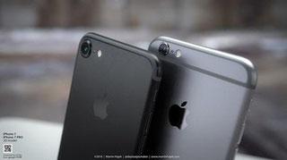 iPhone 7 neuer Look und Farben