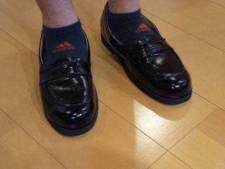 学生靴、スクールローファー