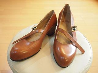 パンプスのオーダーメイド靴