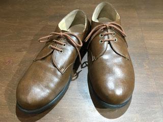 外反母趾靴メンテナンス