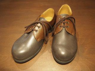 偏平足の靴