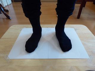 リウマチの足