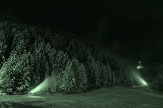 Langlauf Nachtloipe - © pixabay