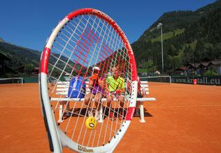 Tennis im Sport und Freizeitzentrum Grossarltal