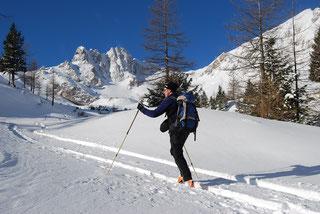 BERG GESUND Skitouren - © www.grossarltal.info