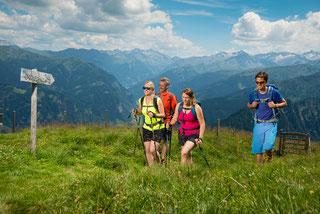 Wanderwege und Natur pur - © www.grossarltal.info