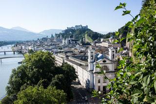 Ausflugsziele Salzburg Stadt