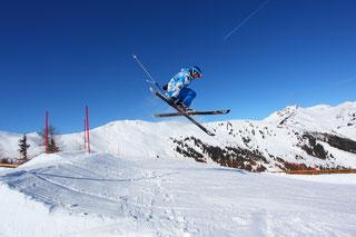 Snowpark Funpark Grossarl-Dorfgastein - © www.grossarltal.info