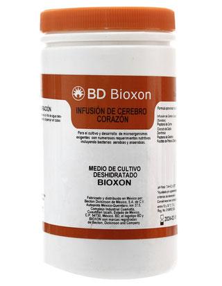 211200 BD Bioxon® Caldo Infusión de Cerebro y Corazón, 450 g