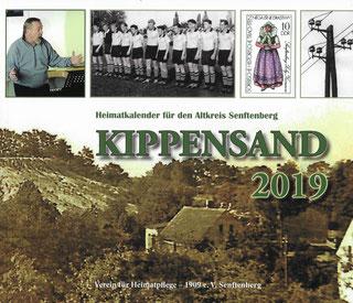 Titelseite Kippensand 2019
