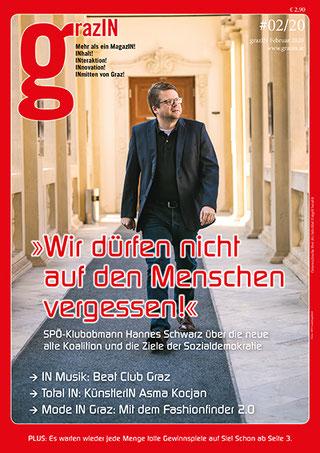 grazIN #02 - Jänner 2020