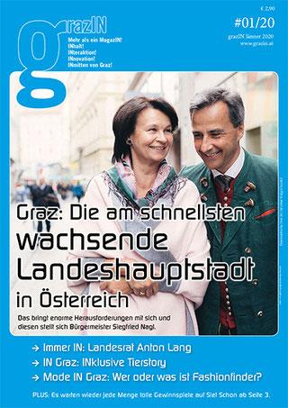 grazIN #01/2020 Cover