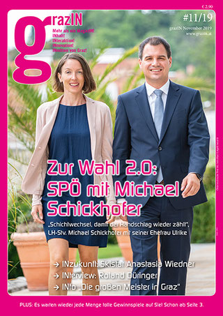 grazIN #11/2019 Cover