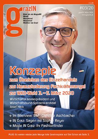grazIN #03/2020 Cover