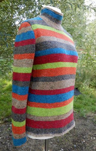 Ringelding Soft Donegal - bunte wolle Design