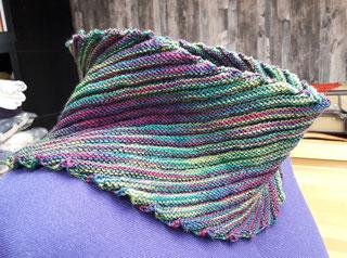 Socke 425 Opal