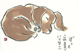 ミニチュアダックス 子犬