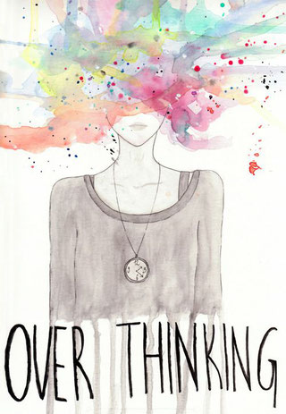 Over Thinking Pinterest