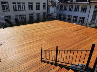 Terrassenboden IPE - Terrassenboden Bern und Thun