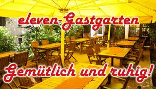 eleven-Gastgarten