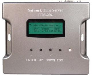 GPS NTPサーバ