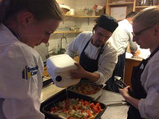 buitenlandstage scandinavië zweden studiereis