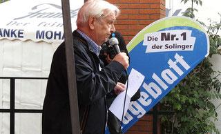 Moderator: Willi Weber