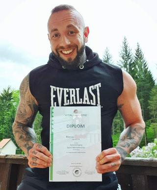 Beratung Trainer Fitness Sport Sixpack Muskeln Fitness Kraft Cardio Ausdauer Training Bauchmuskel Diplom