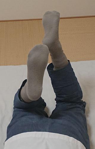 しんそう福井武生では、手足のバランスから身体の歪みをチェックし、調整して、腰痛、肩こり、不妊、座骨神経痛なども改善します。