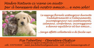 Pia Tubertini & Passion for Dogs