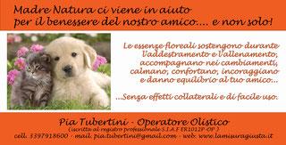 Pia Tubertini & Passion for Dogs