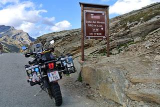 …bis auf 2.612 m Seehöhe