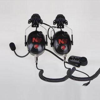 NVOLO Headset Flugfunk und LPD