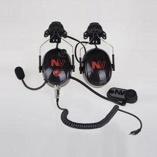NVOLO Headset Für Flugfunk