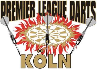 Logo Premier League Darts Köln