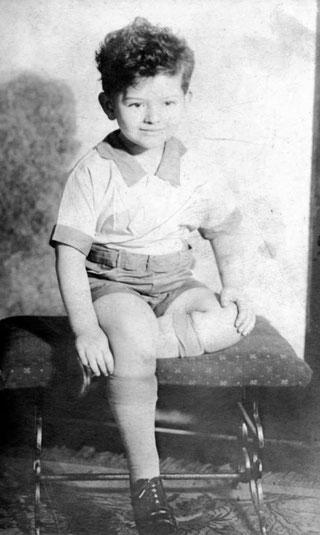 Stanley Rosen, ca. 1932, Cleveland, OH
