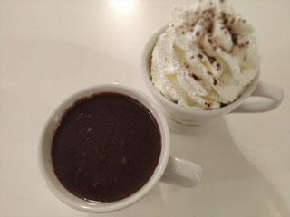 cioccolata calda con miscela dei nostri pasticceri
