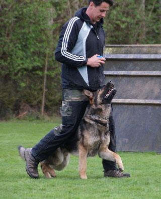 Hansjörg und Dario....tolles Team..
