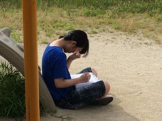 写真をクリックすると塾挑日記2へ行けます。