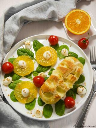 Frühstücks-Baguette