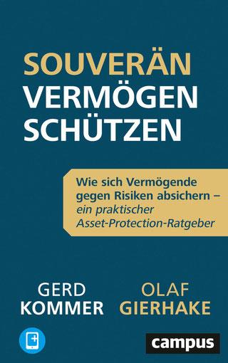 Gerd Kommer Buch: Souverän Vermögen schützen