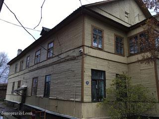 Чкалова 58, Гатчина