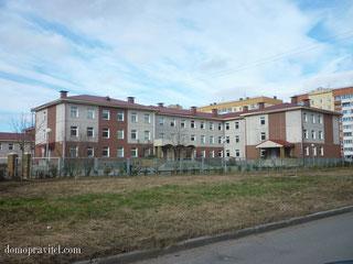 Школа №8 в Гатчине