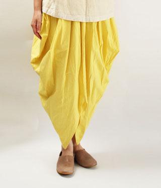 ヂェン先生の日常着 ツノスカート