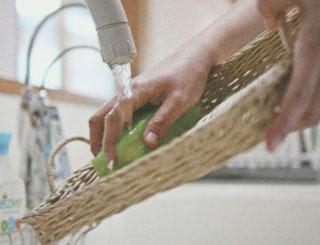 moily モイリー ラペアかご カンボジア ラペアトレイ 手洗い可能
