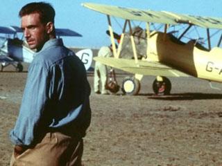 Ralph Fiennes en Túnez