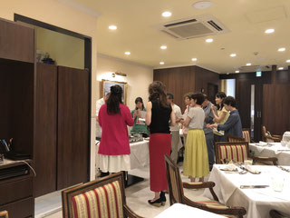 イタリア人シェフから教わるお料理教室