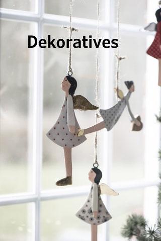 Deko für die gemütliche Weihnachtszeit